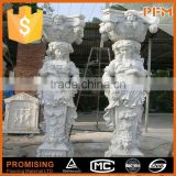 easy but popular style animals decorative square columns