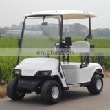 Two seater golf carts environmental hot sales