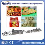 Bread Pan Production Line/Wheat Bread Machine/Inflated bread snacks Machine/Automatic Bread Pan Snacks Processing Machines