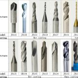 Various Cnc Solid Tungsten Carbide Cutters for Wood for Drill