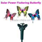 Newest Solar Power Fluttering Butterfly
