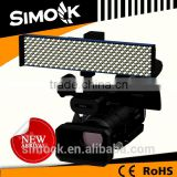 video shooting LED Light on Camera Camcorder Bi color dimmable