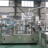 Omron Touch Screen Control Plastic Bottle Carbonated beverage Washing filling Sports Capping machine