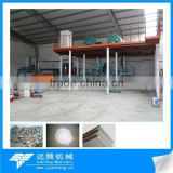 glass magnesium board machine with skillful technicians