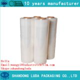Wholesale transparent tray packaging stretch film