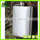 Men's Stainless Steel Hip Flask Wine Pot Flagon ,Outdoor Travel drink wine bottle Hip Flask