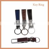 Salmon Leather Key Ring High-End Gift Bag China Crafts