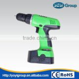 Reversible 18-Volt NiCad Compact Drill/Driver YJ02-18S2