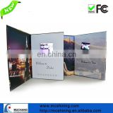 promotional gift 2.4 inch lcd screen video card