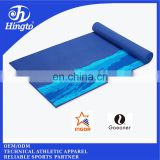 new arrival blue sea printed fancy mats OEM fancy mats beginner printed yoga mat
