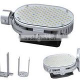 Meanwell driver wall outdoor led gardens lamp led exterior building lights led retrofit lamps
