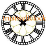 wall clocks for outdoor tower