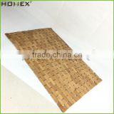 Customized bamboo floor mat/ waterproof bath matHomex-BSCI