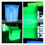 led fashion light bar counter/led bar table