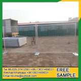 Hastings Storage movable mobile fence