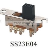 SS23E04 slide switch