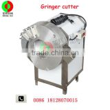hot sale gringer shreder high output automatic gringer slicer machine