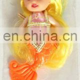 Fish doll,fishion plastic doll