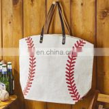 Wholesale promotional bag canvas baseball bag