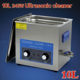 10L 240W fruit and vegetable ultrasonic cleaner for household
