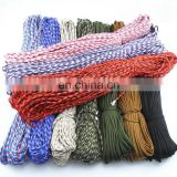 Hot Sale Paracord Parachute Cord Lanyard Mil Spec Type III 7 Strand Parachute Cord