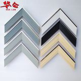 J04028 Good price high quality latest design plastic ps picture frame moulding
