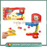 Colorful creative shoot basketball game toy in color box