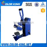 Full-automatic CE Standard Cheap High Quality Round Caps Hot Stamp Press Machine Heat Press Machine Hot Foil Stamping Machine