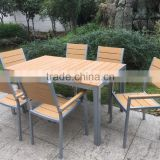 poly wood outdoor furniture set