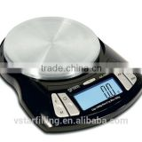 Compact scale kitchen scale portable scale