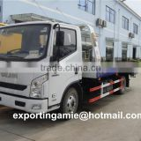 China good quality 4ton 5ton rescue trucks with low price