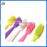 2016 personalized best quality material foldable adult toothbrush