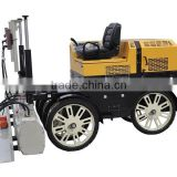 Hot sell china Concrete Laser Screed /Driving type laser leveling machine