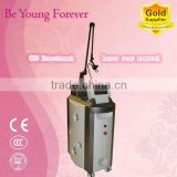 Warts Removal Face Whitening Skin Resurfacing Machine 10.6um Co2 Fractional Laser Beauty Machine RF