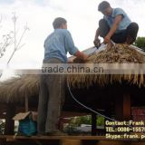 Guangzhou artificial Synthetic Thatch Roofing for Cottage