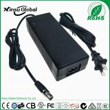 12V 7A 8A cUL/UL GS CB listed AC DC switching power adapter for security system