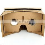 DIY Google Cardboard Virtual Reality 3D Glasses for iPhone Samsung Mobile Phone VR010