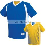 Custom wholesale best price soccer t shirts made in China