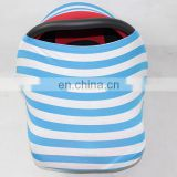 multi breastfeeding cover infant car seat cover stretchy shopping cart cover