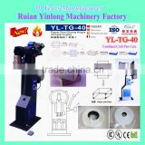 Boxing Making Machine YL-TG-40/Paper Box Gluing Angle Machine (single Angle) with CE & ISO 9001 certificate