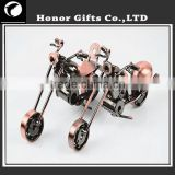 Household Home Decor Products Metal Craft Motorcycle Models