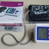 factory price digital/electronic home arm blood pressure monitor EA-BP60A with FDA and CE certificate