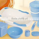 BABY CARE PLASTIC BABY BATH TUB SET FOR WEST AFRICA                                                                                                         Supplier's Choice