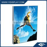 Trade Show light box sign frame