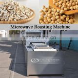 microwave sterilization machine for chestnuts