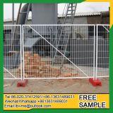 Guangzhou manufacturer temporary wire mesh fence export to Newark