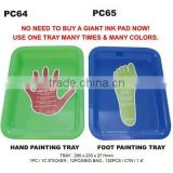 (PC64) HAND PAINTING TRAY WATERCOLOR