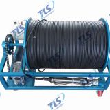 Wide Angle Borehole Inspection Camera System