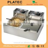 Electric Donut Fryer,Deep Fryer with Timer,Fryer for Chicken