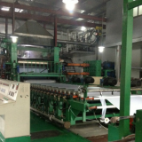 2011 Heat Resistant XPE pe  Foam Insulation sheet Making Machine(extruder +3 rollers calender machine)